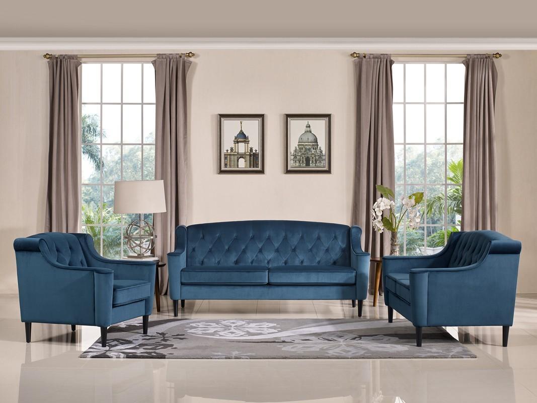 Sofas Center : Furniture Of America Sm3071 Sf Cornelia Throughout Blue Jean Sofas (View 18 of 20)