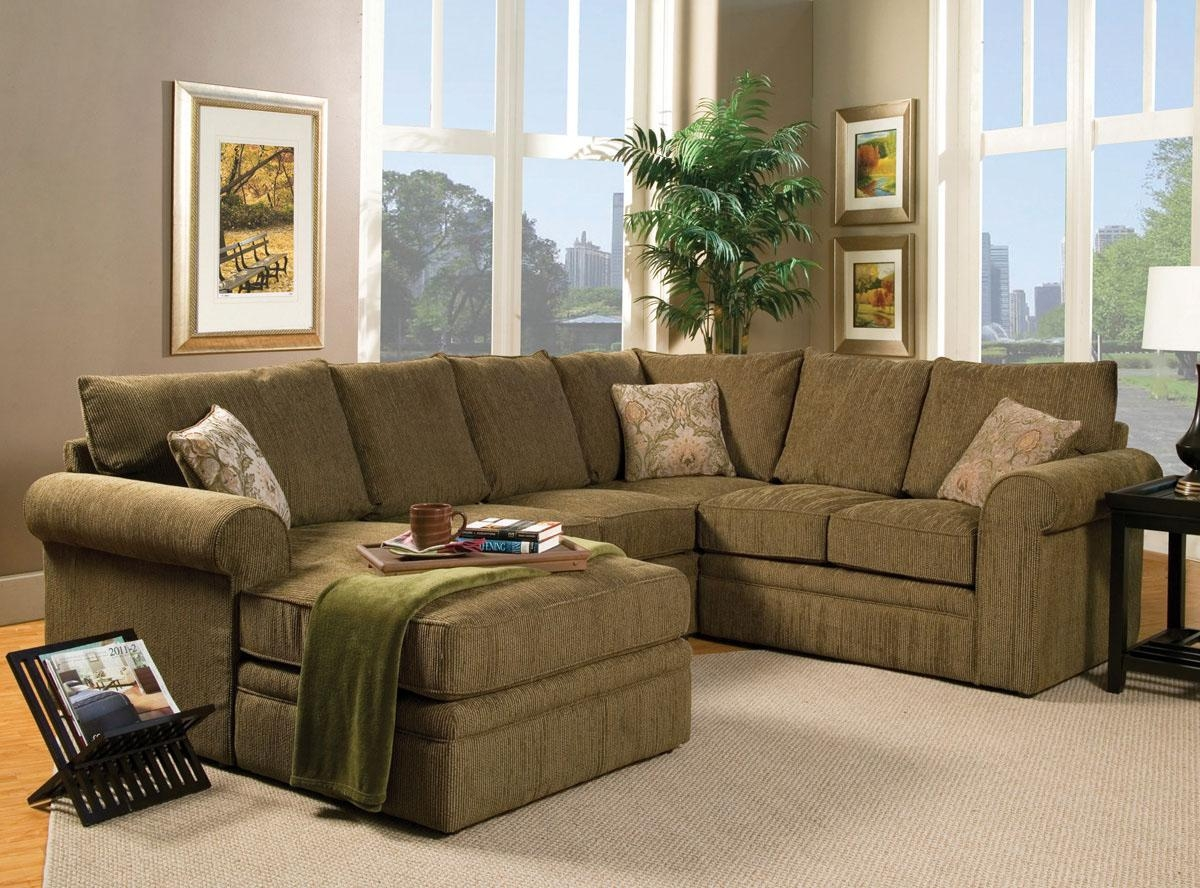 Sofas Center : Green Sectional Sofa With Chaise Deep Dark Forest Throughout Green Sectional Sofa (View 3 of 15)