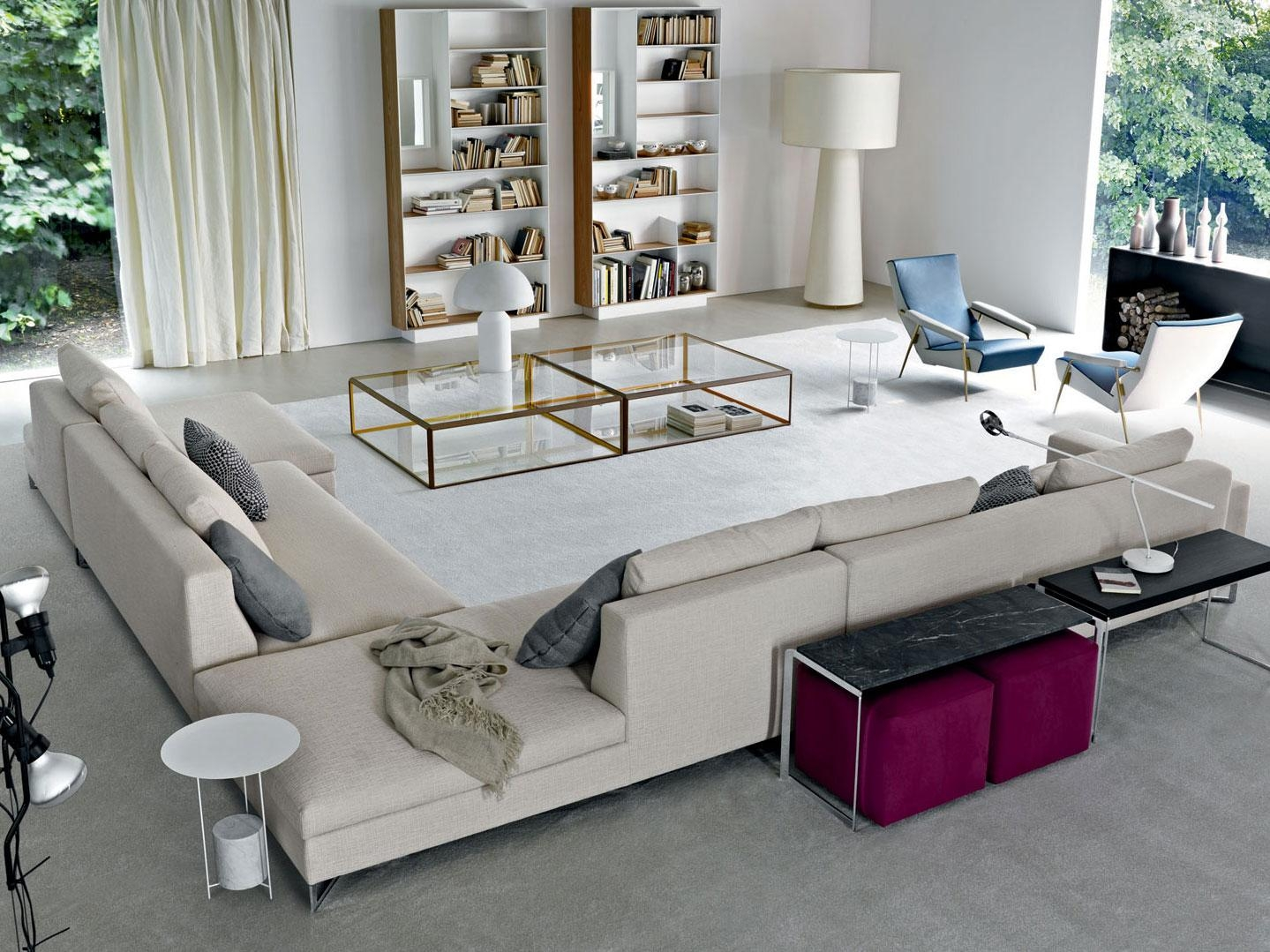 Sofas Center : Huge Fabric Reclining Sectionals U For Within Huge Sofas (View 4 of 20)