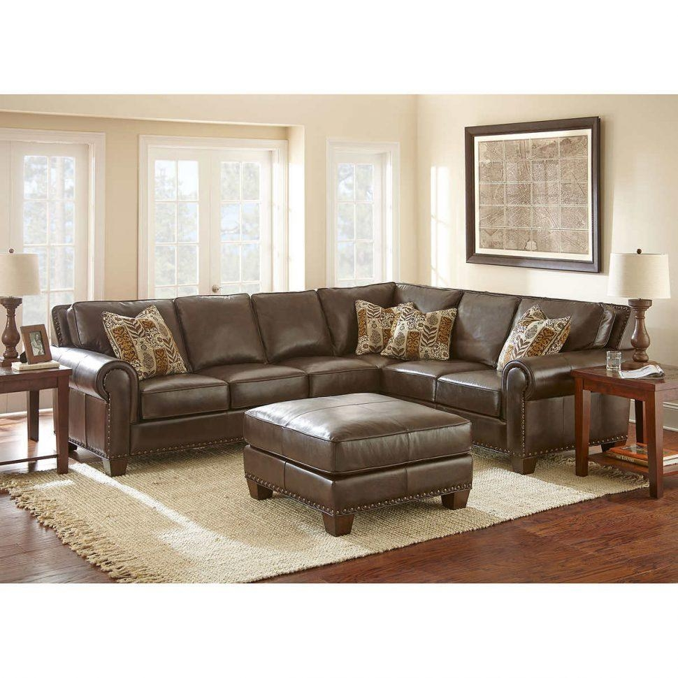 Sofas Center : Huge Leather Sectional Sofa Creative Home For Huge Leather Sectional (Image 16 of 20)