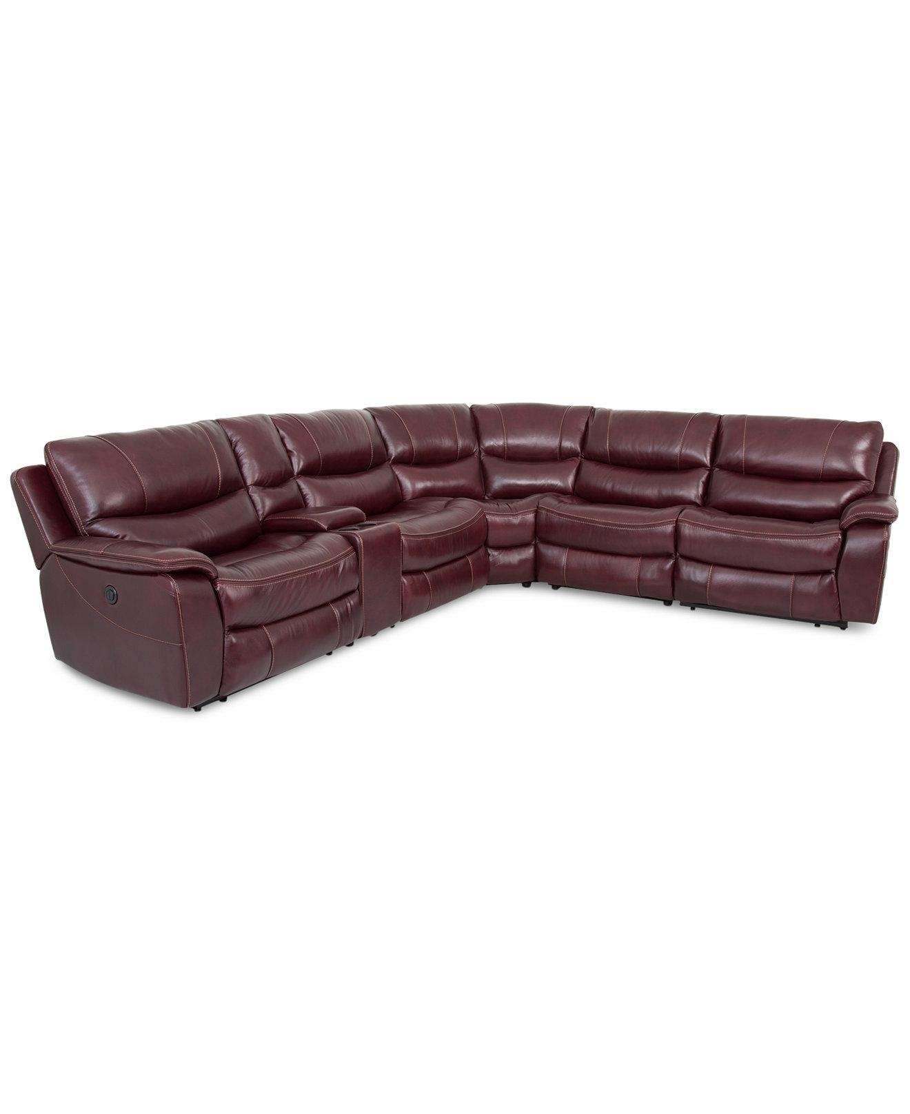 Sofas Center : Impressive Macys Leather Sofa Image Ideas Sofas For Pertaining To Macys Leather Sofas Sectionals (View 20 of 20)