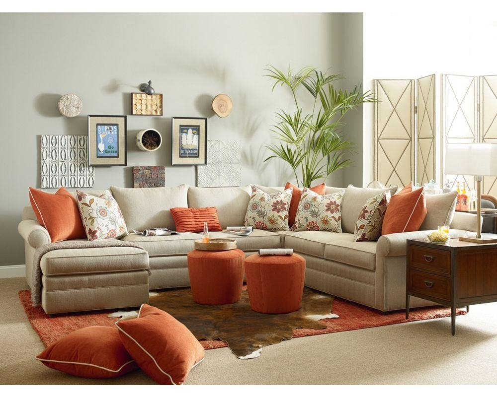 Sofas Center : Impressive Thomasville Sectional Sofas Photo Ideas Pertaining To Thomasville Leather Sectionals (Image 14 of 20)