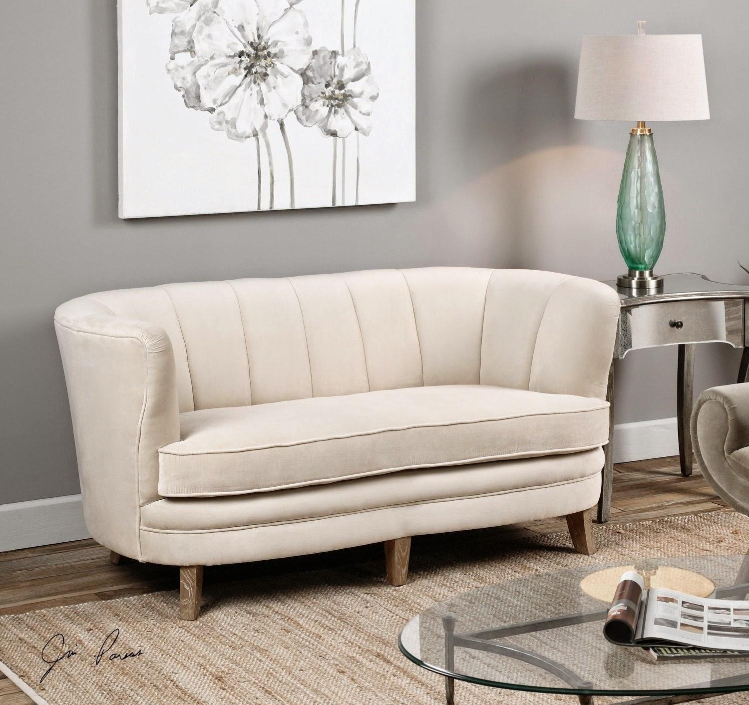 Curved Sofa For Small Spaces: 20 Top Inexpensive Sectional Sofas For Small Spaces