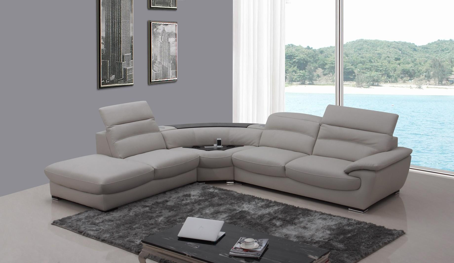 Sofas Center : Italian Leather Sectional Sofa Winston Contemporary Within Italian Leather Sectionals Contemporary (Image 19 of 20)