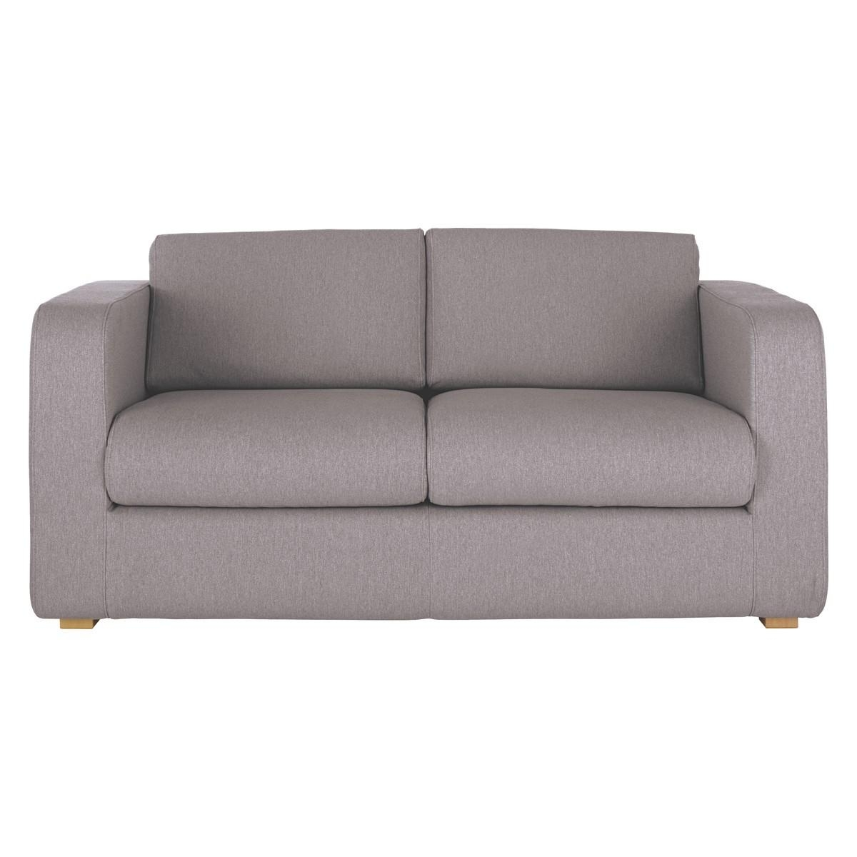 Sofas Center : Jensen Seater Small Sofa Fabric Upholstered Dark With Regard To Small 2 Seater Sofas (Image 13 of 20)