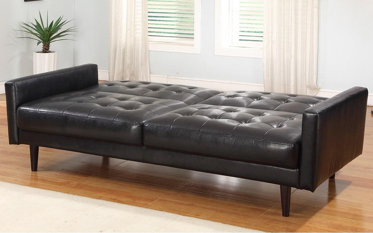Sofas Center : Jordan Tufted Sleeper Sofa Novogratz Vintage In Tufted Sleeper Sofas (View 6 of 20)