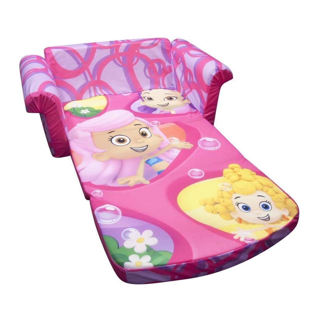 Sofas Center : Kids Flip Open Sofa Coverflip Walmart Marshmallow Intended For Princess Flip Open Sofas (Image 15 of 20)