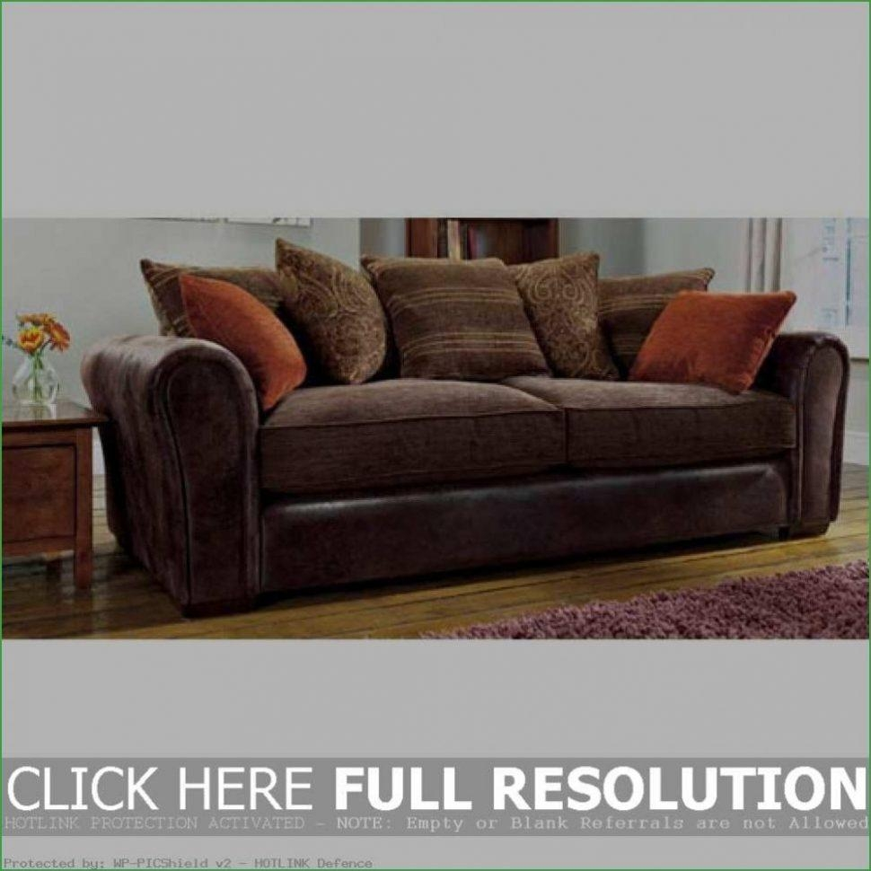 Sofas Center : Leather And Fabric Sofa Sofas Related Keywords Regarding Leather And Cloth Sofa (Image 16 of 20)