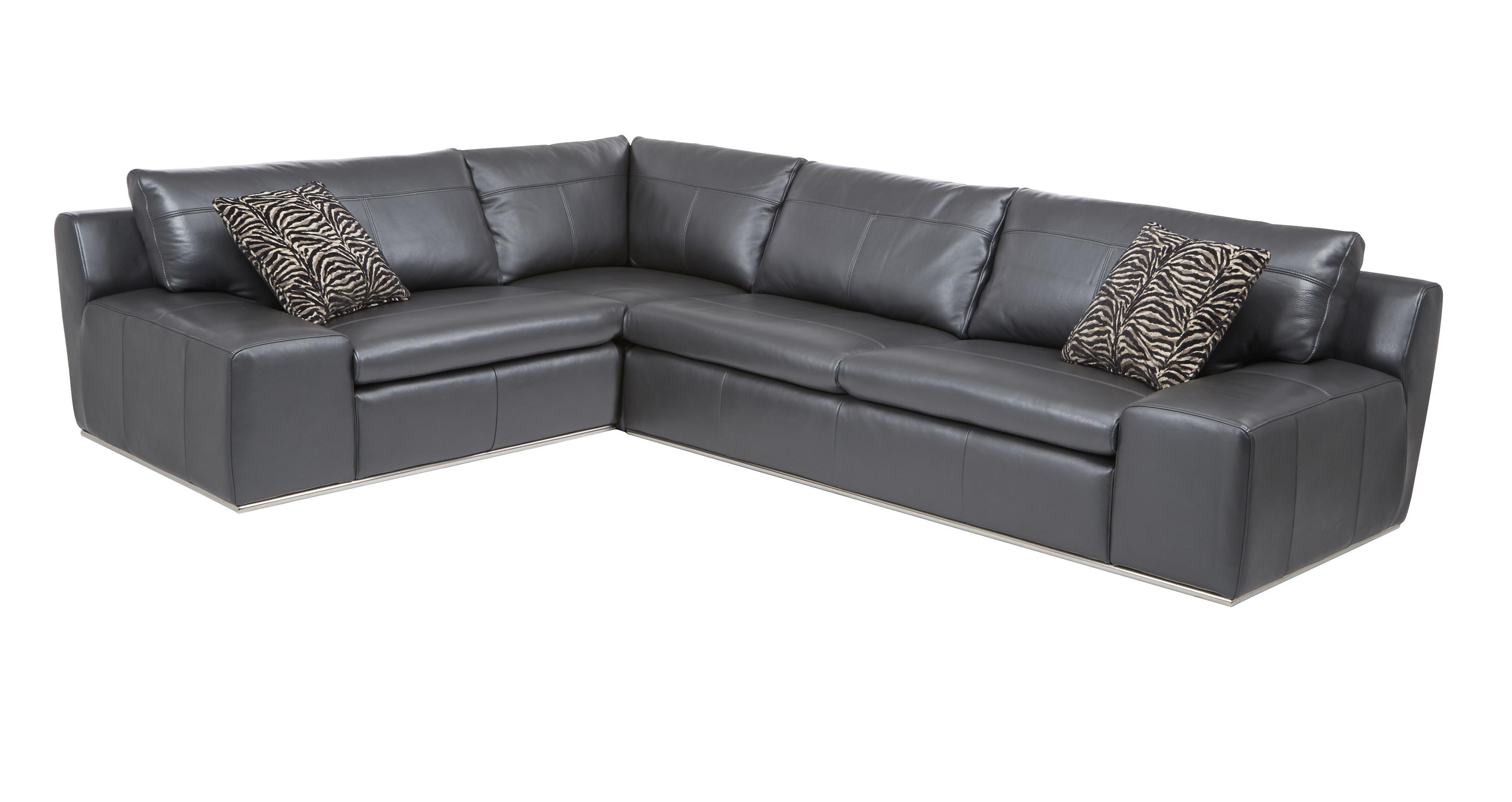 Sofas Center : Leather Corner Sofa Sofas Uk Clearanceleather Pertaining To Leather Corner Sofas (View 17 of 20)