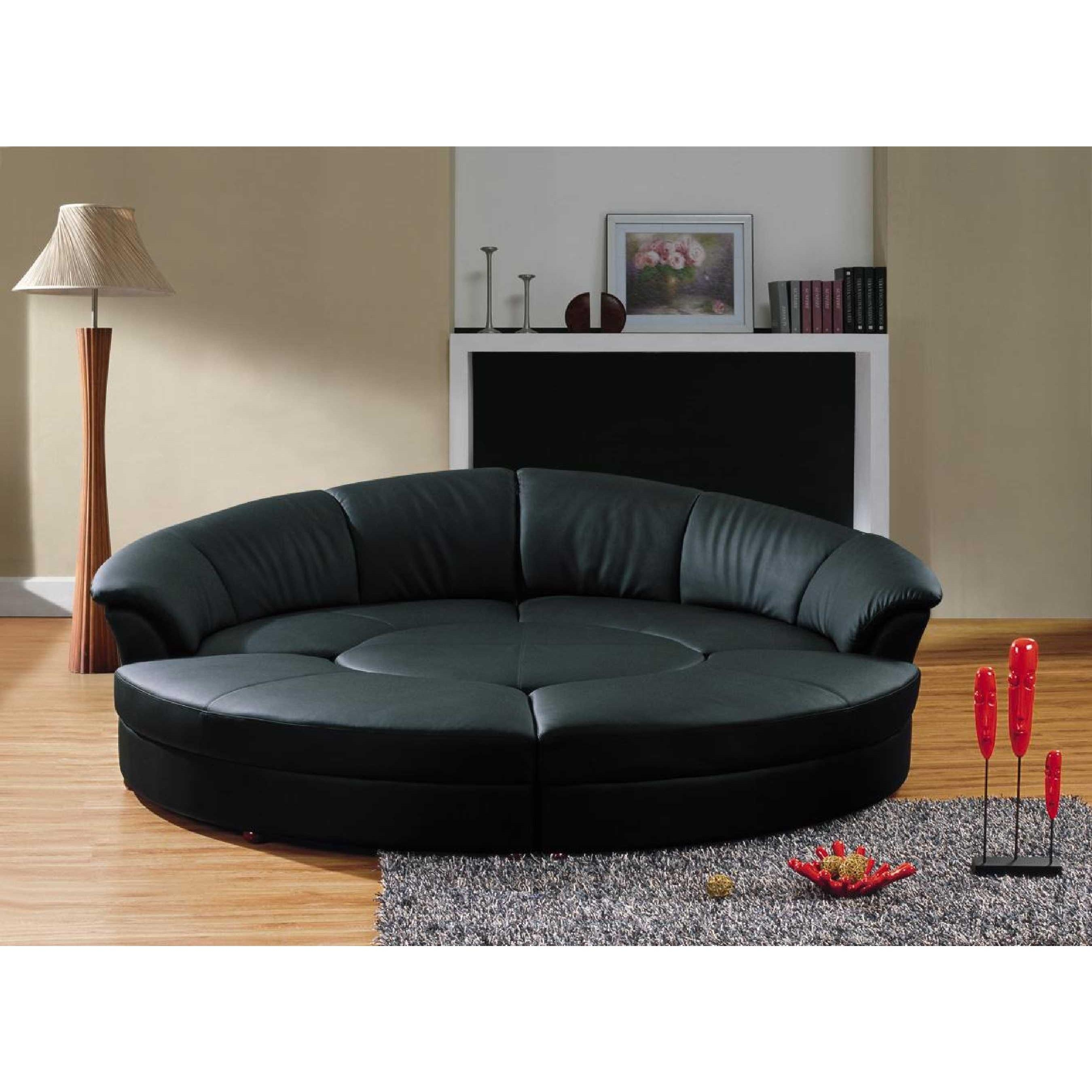 Sofas Center : Leather Futon Sofa Fascinating Photos Inspirations Regarding Leather Fouton Sofas (Image 20 of 20)