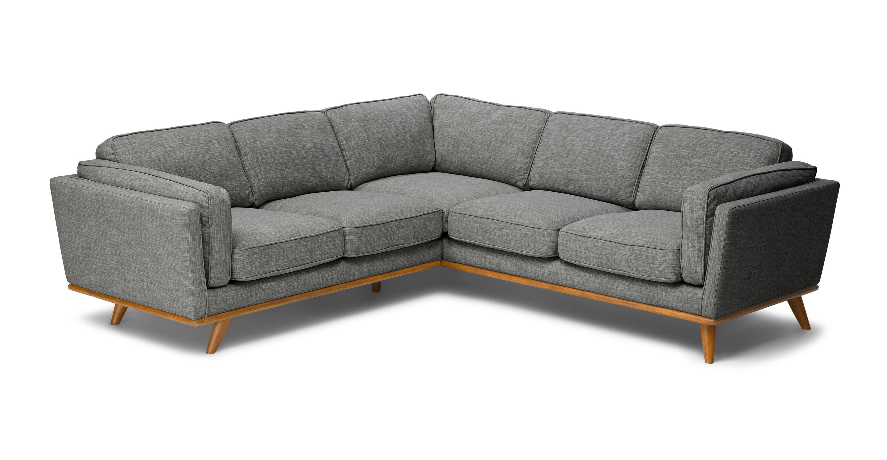 Sofas Center : Mid Century Modern Sectional Sofa Curved Style Pertaining To Mid Century Modern Sectional (View 3 of 20)