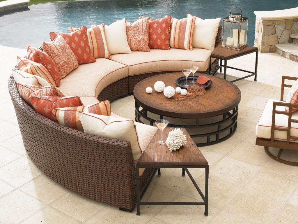 Sofas Center : Milo Baughman Sectional Sofas For Sale At 1Stdibs Throughout Semi Sofas (Image 14 of 20)