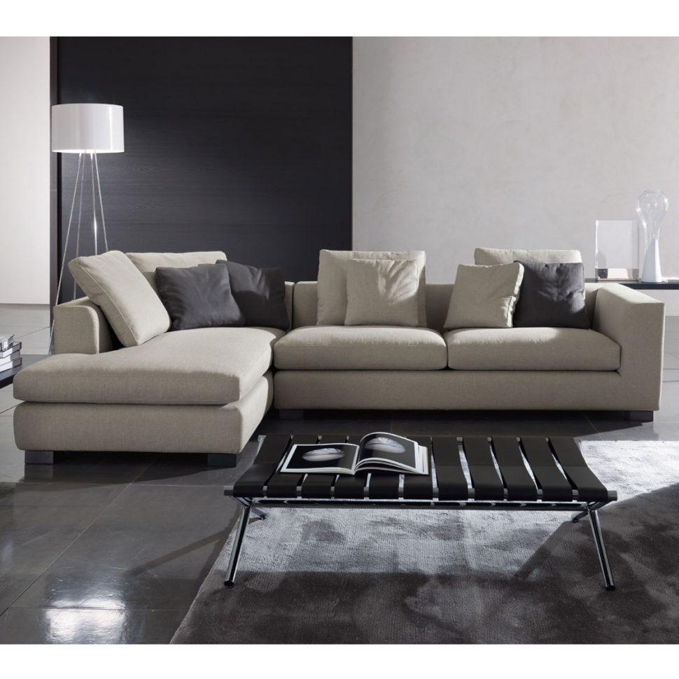 Sofas Center : Modern Microfiber Sectional Sofa Furniture In Grey In Modern Microfiber Sectional Sofa (Image 19 of 20)