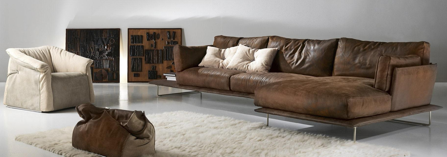 Sofas Center : Modular Sofa Contemporaryeather Fabric Time Break In Leather Sectional Austin (Image 15 of 20)