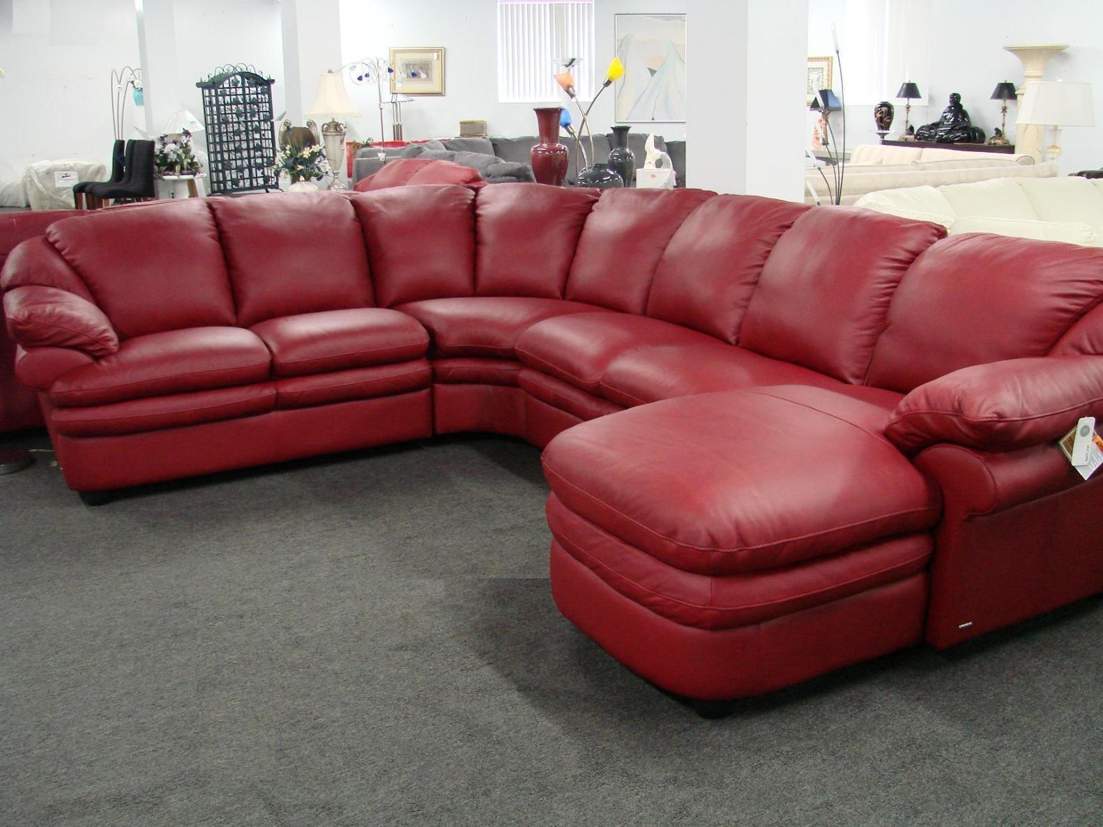 Sofas Center : Natuzzi Leather Sofa Sectional Set Sleeper Inside Natuzzi Microfiber Sectional Sofas (Image 19 of 20)
