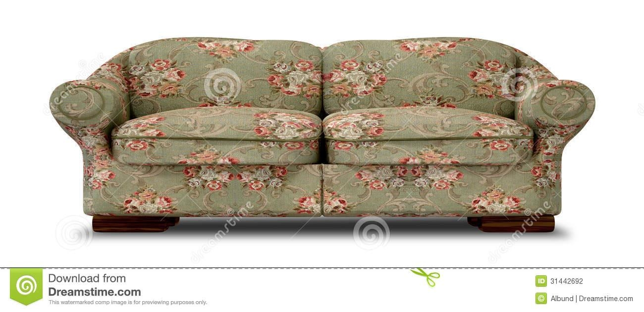 Old Fashioned Sofa Set