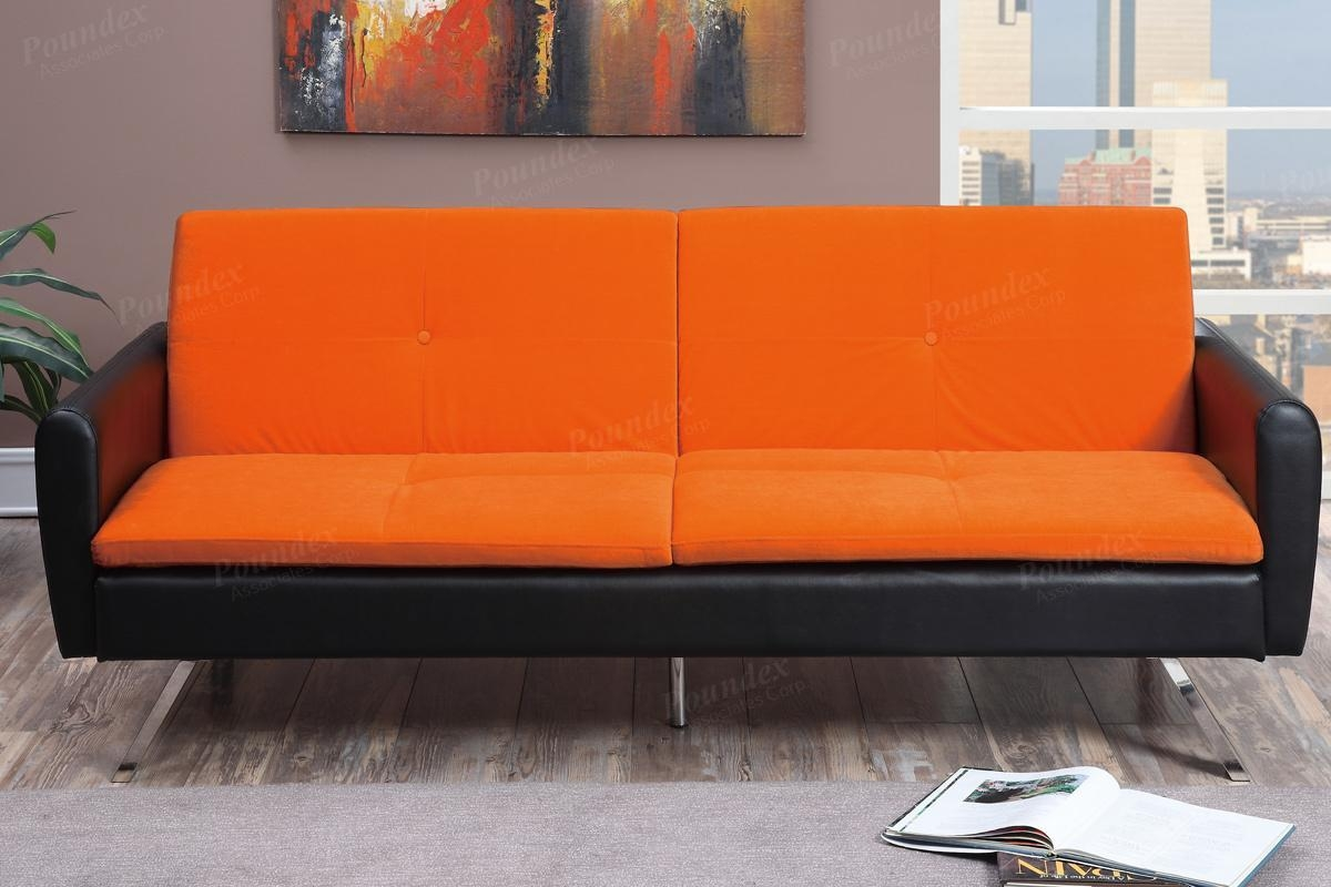 Sofas Center : Orange Leather Sofa Burnt Set Badcockorange And Regarding Burnt Orange Leather Sofas (Image 13 of 20)