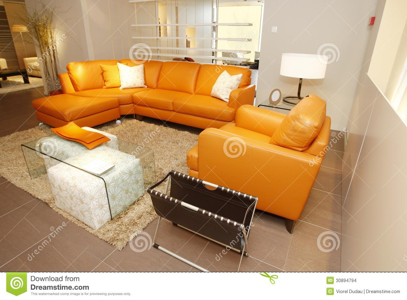 Sofas Center : Orange Leather Sofa Designsorange Bedorange Sleeper With Burnt Orange Leather Sofas (Image 14 of 20)