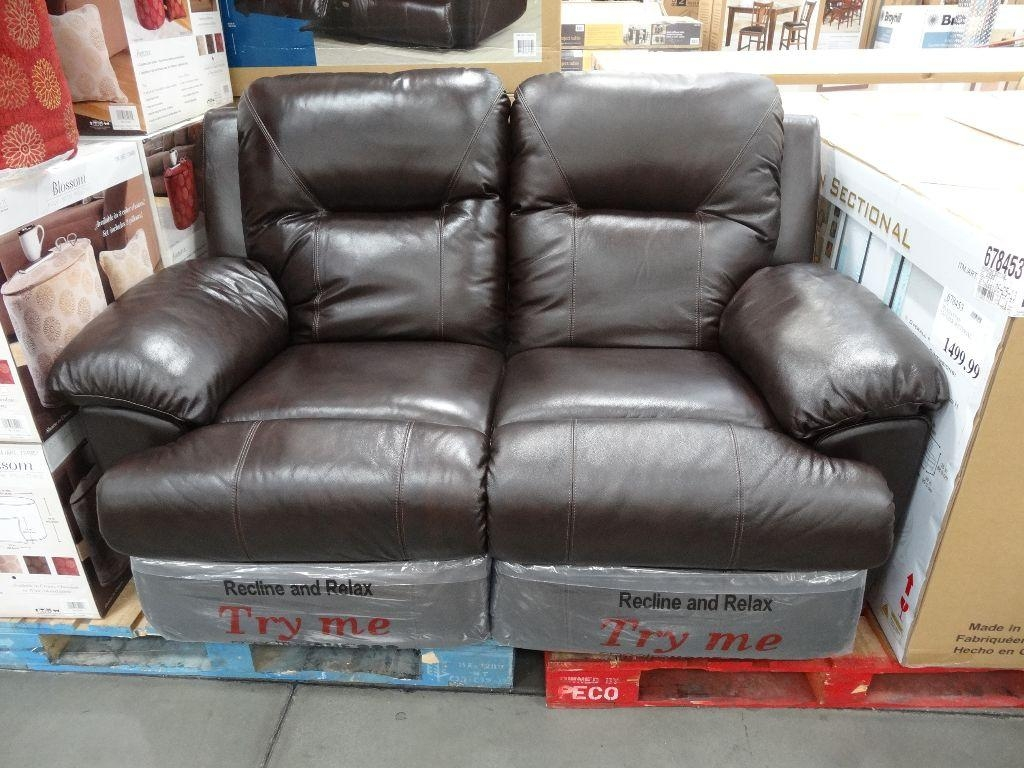 Sofas Center : Pulaski Costco Leather Reclining Sofa 726445Leather Regarding Berkline Leather Recliner Sofas (Image 19 of 20)
