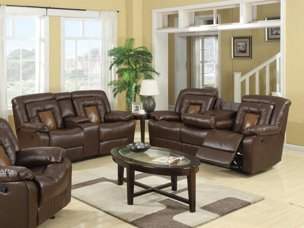 Sofas Center : Reclining Sofas With Consoles Dual Sofa Center With Regard To Sofas With Consoles (Image 20 of 20)