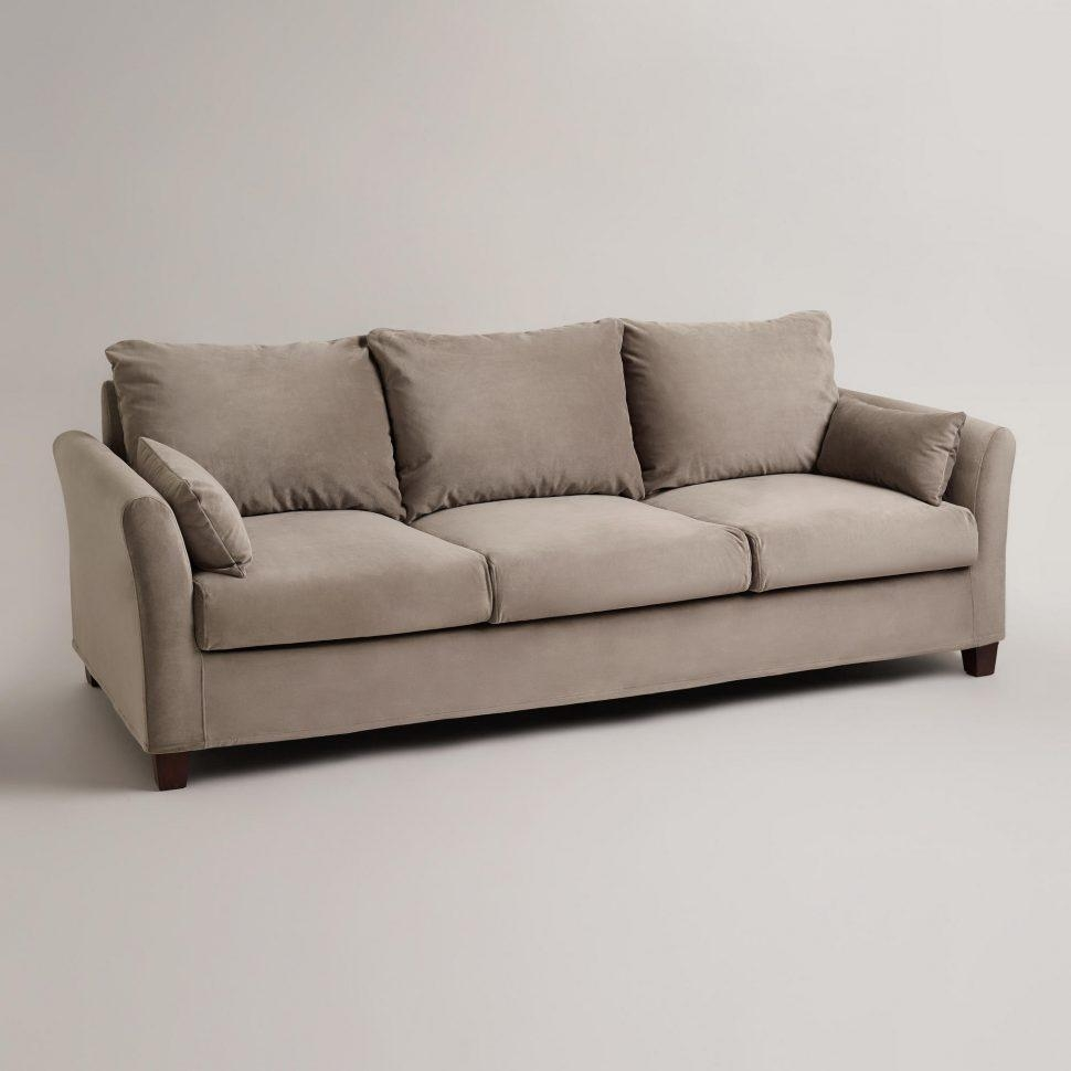 Sofas Center : Remarkable Piece Sofa Covers Picture Design Www Pertaining To Slipcovers For 3 Cushion Sofas (Photo 7 of 20)