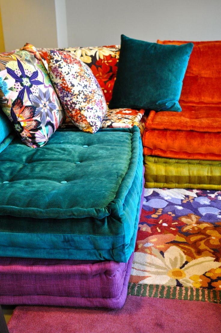 Sofas Center : Sectional Fabric Sofa Mah Jong Missoni Home Intended For Mahjong Sofas (Image 19 of 20)