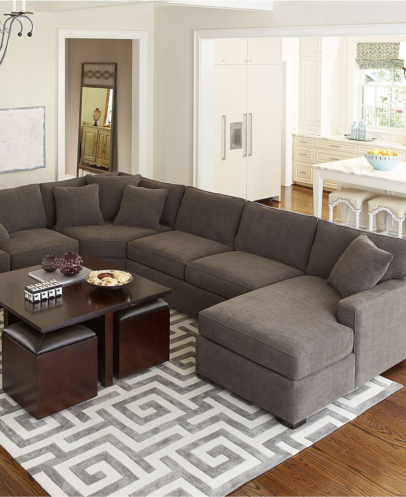 Sofas Center : Sectional Sofa Macys Archaicawful Pictures Ideas With Macys Sectional (Image 15 of 20)