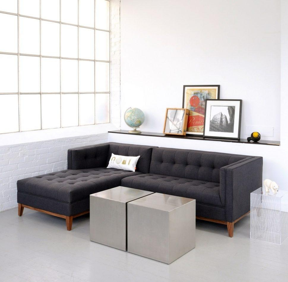 15 collection of apartment size sofas and sectionals sofa ideas - Apartment size living room furniture ...