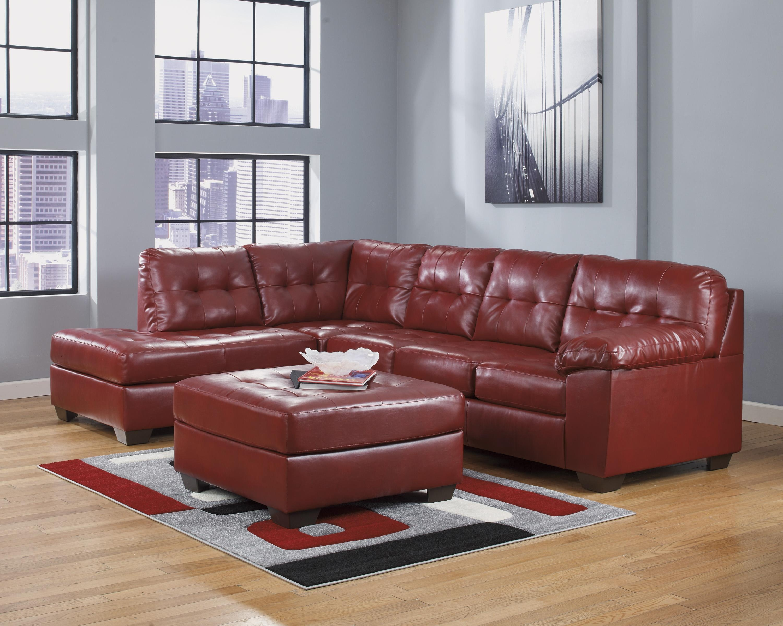 Sofas Center : Sectional Sofas Ashley Furniture Excellent Faux In Ashley Faux Leather Sectional Sofas (View 7 of 20)