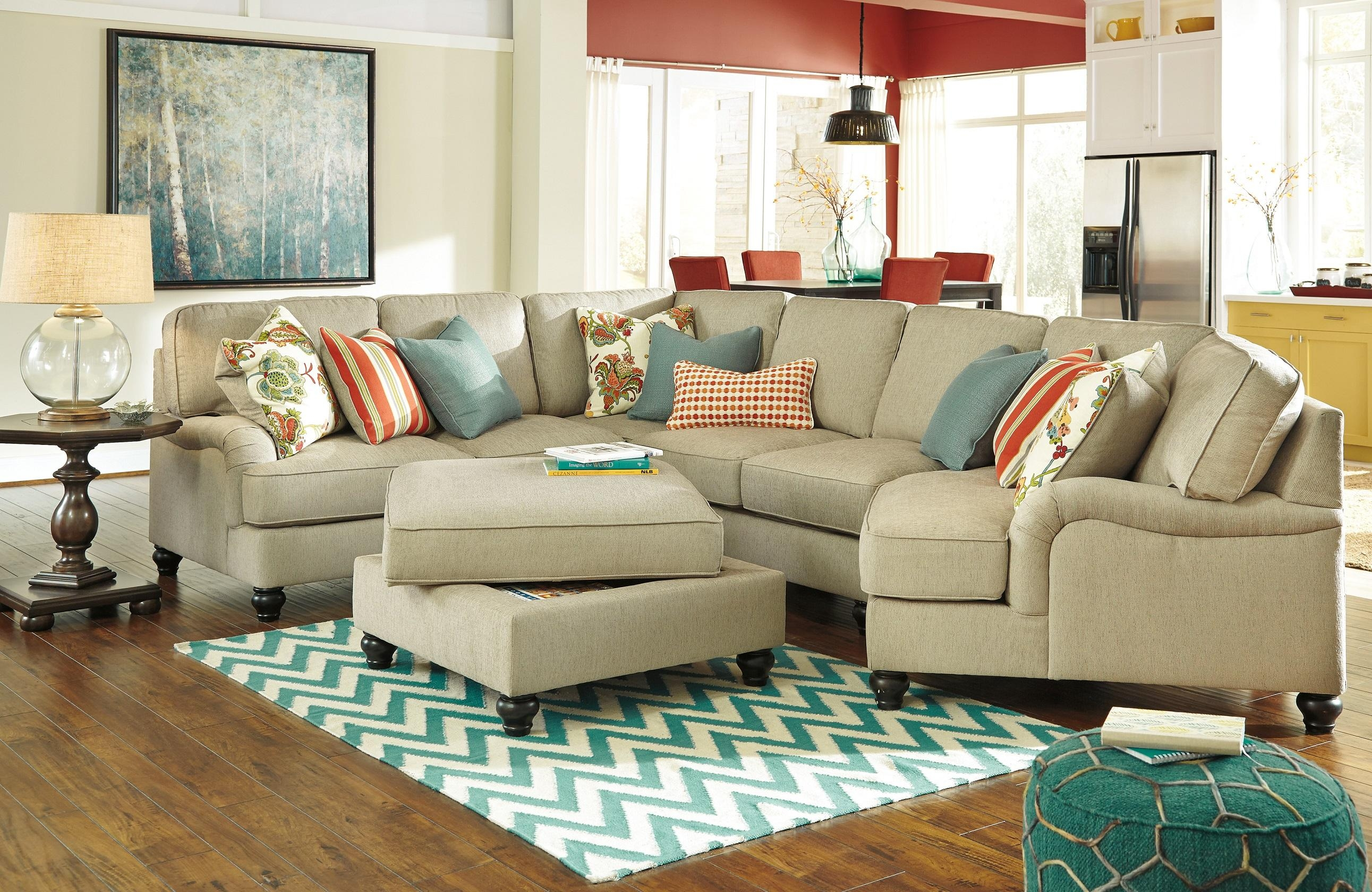Sofas Center : Sectional Sofas Ashley Furniture Excellent Faux Regarding Ashley Furniture Leather Sectional Sofas (View 20 of 20)