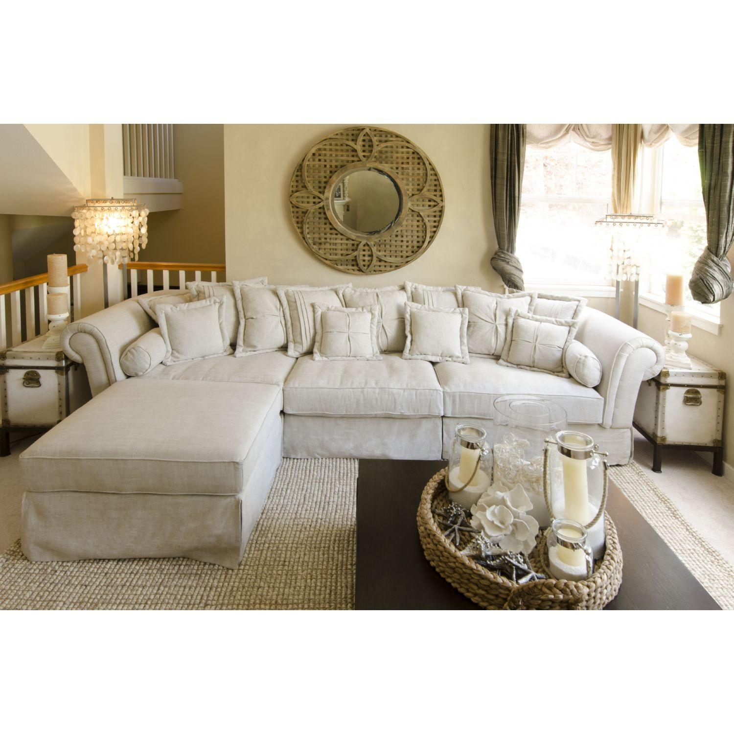 Sofas Center : Shabby Chic Floral Sofa Covers Slipcovers 31 For Shabby Chic Sofa Slipcovers (View 12 of 20)