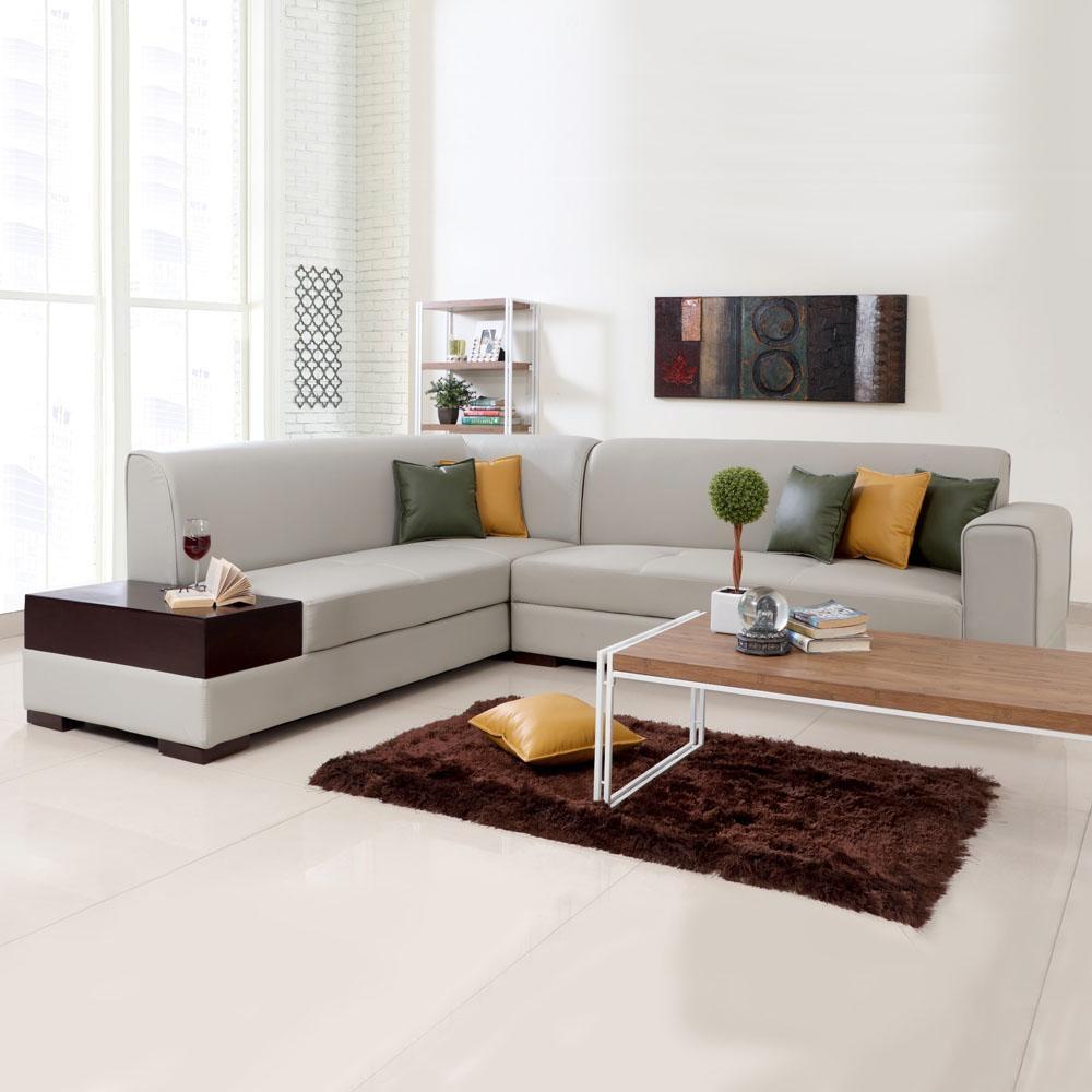 Small L Shape Kitchen Interior Design: 20 Photos Small L-Shaped Sofas