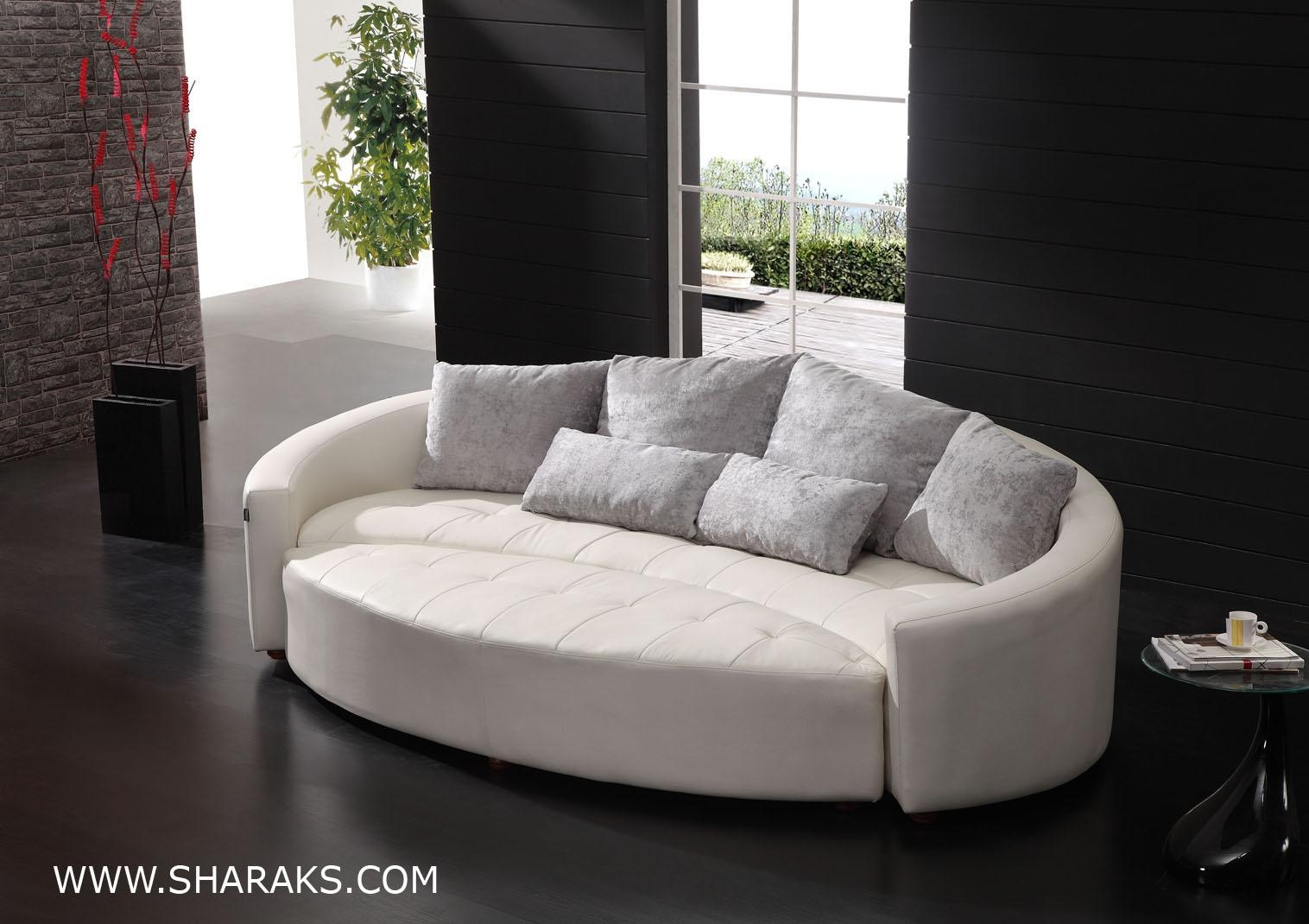 Sofas Center : Shocking Round Sofa Chair Picture Concept Bigrge Throughout Round Sofa Chairs (Image 18 of 20)