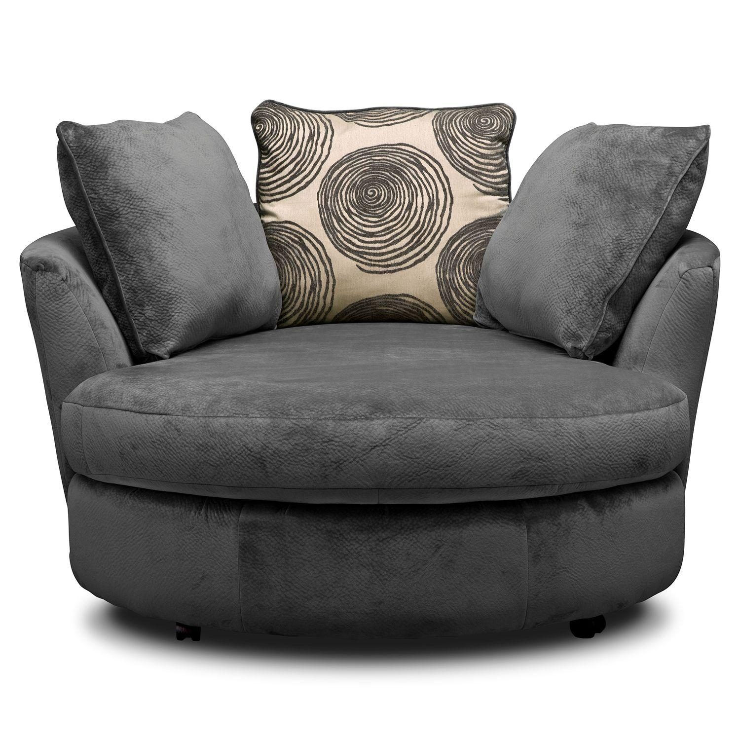 Sofas Center : Shocking Round Sofa Chair Picture Concept Modern In Within Large Sofa Chairs (View 3 of 20)