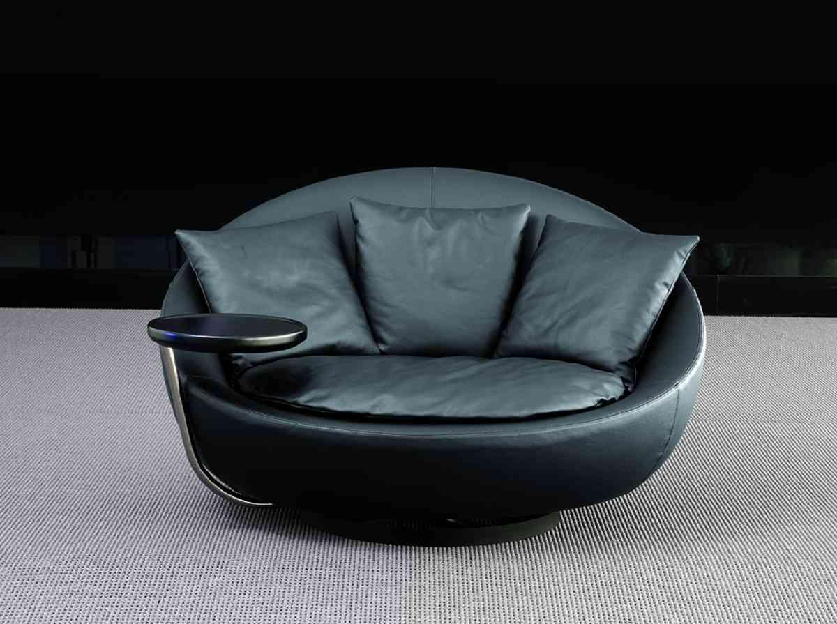 Sofas Center : Shocking Round Sofaair Picture Concept Big Circle Pertaining To Round Swivel Sofa Chairs (Photo 20 of 20)