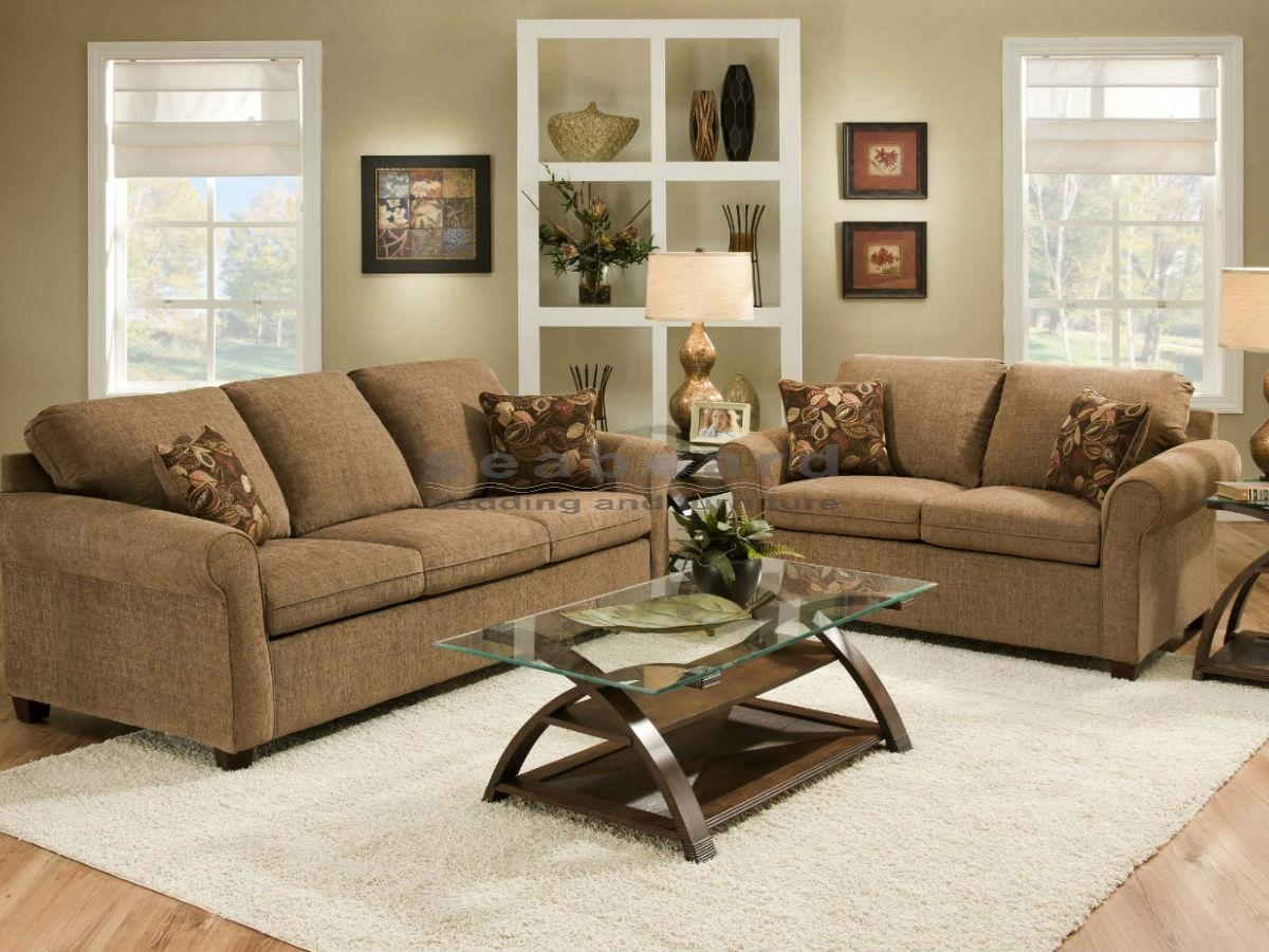 Sofas Center : Simmons Sofa And Loveseat Ventura Ocean Ottoman Pertaining To Simmons Leather Sofas And Loveseats (Image 19 of 20)
