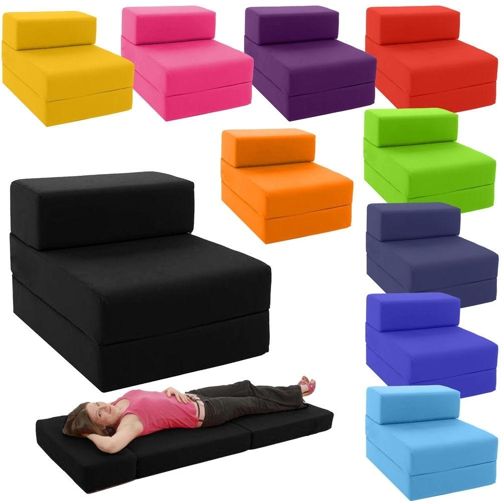 Sofas Center : Single Chair Sofa Beds Model Ideas With Memory For Single Sofa Bed Chairs (Image 18 of 20)