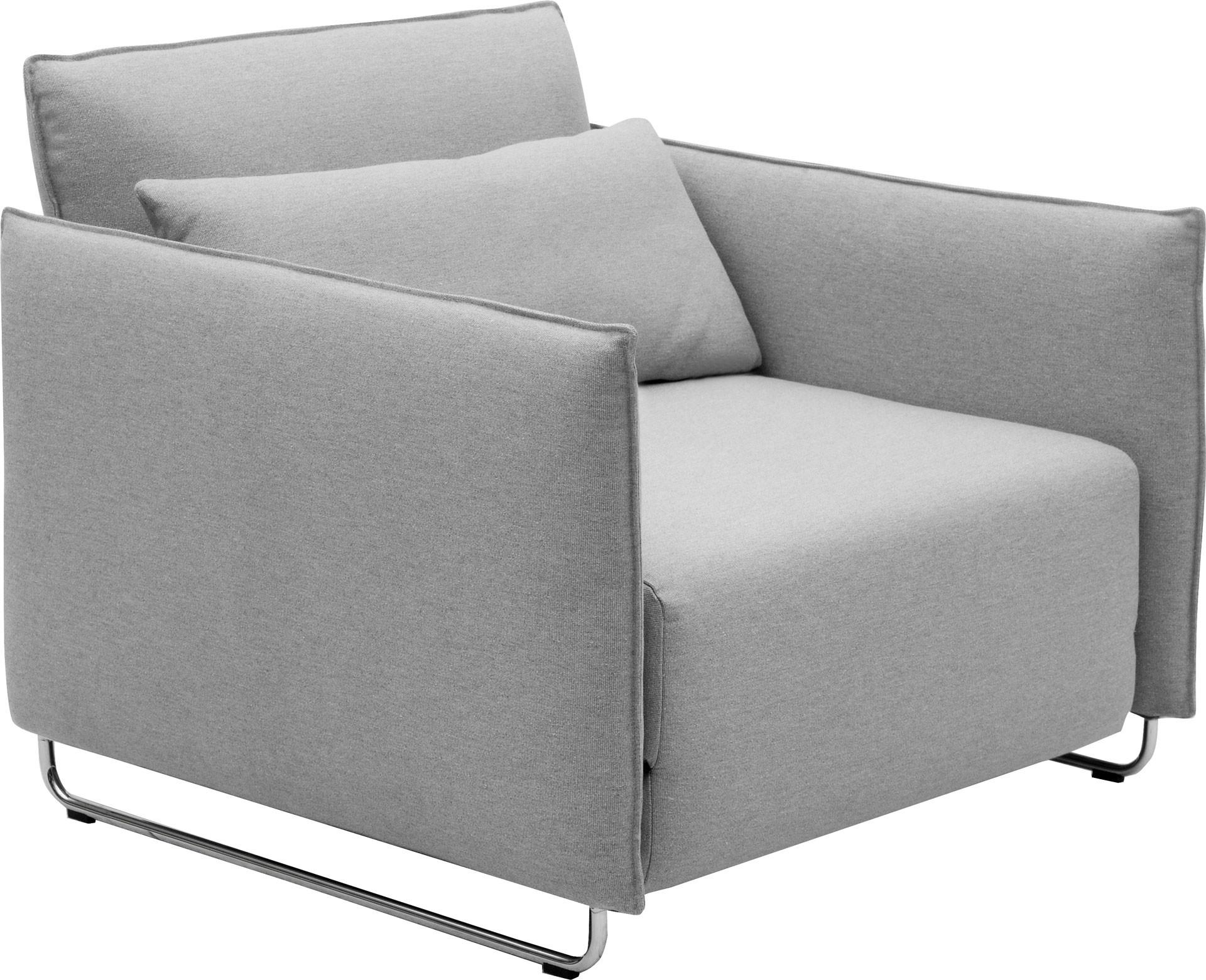 Sofas Center : Single Chair Sofa With Memory Foamsingle Foam Regarding Single Chair Sofa Bed (View 3 of 20)