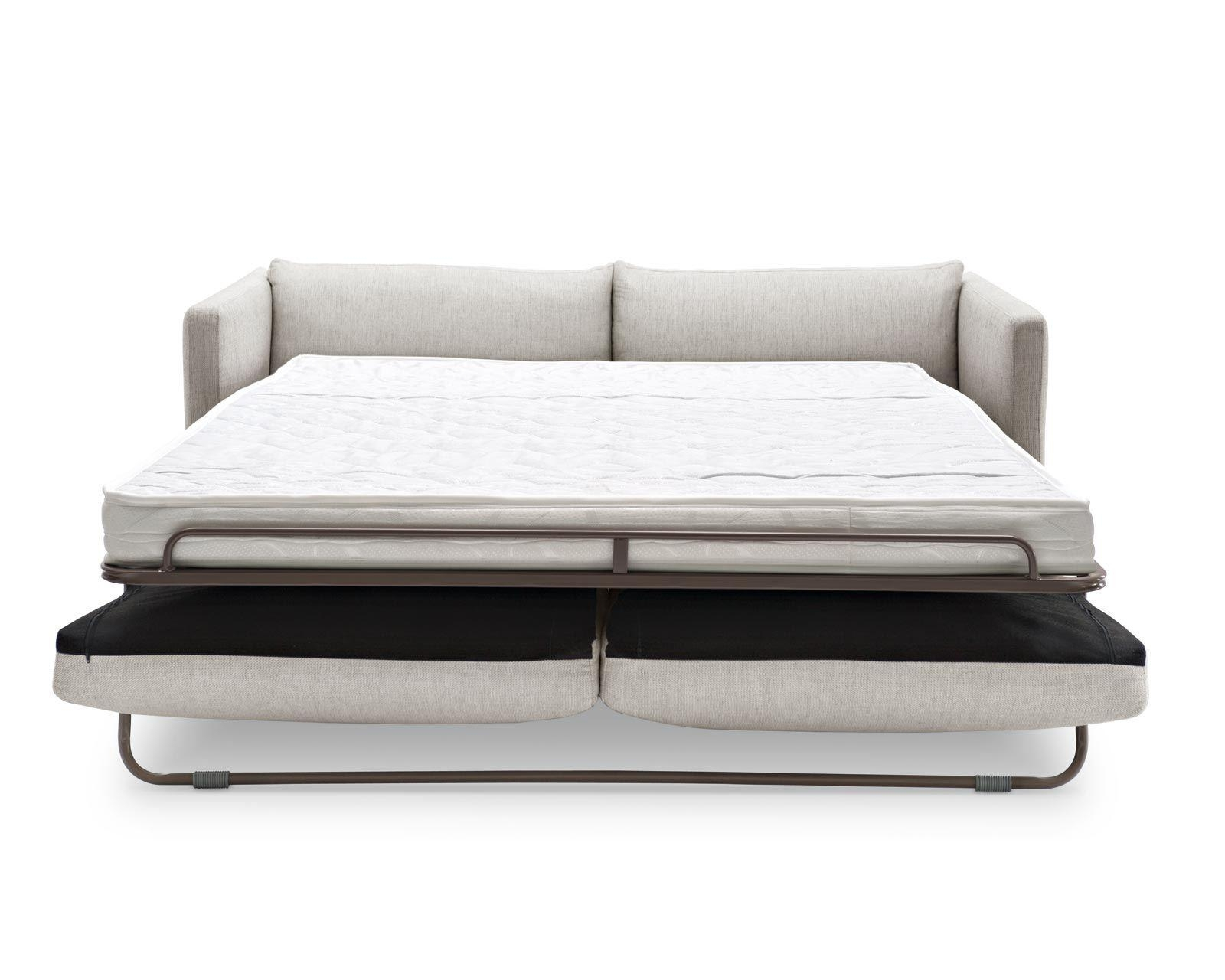 Sofas Center : Sleeper Sofa Mattress Support Comfort Cloud Pad Air With Sofa Beds With Mattress Support (View 6 of 20)