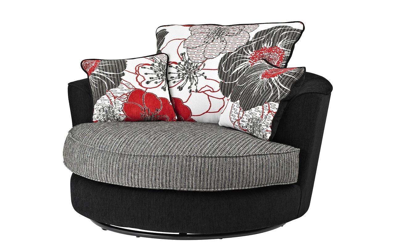 Sofas Center : Sofa And Swivel Chair Setround Chairsofa Set Round Pertaining To Spinning Sofa Chairs (Image 18 of 20)