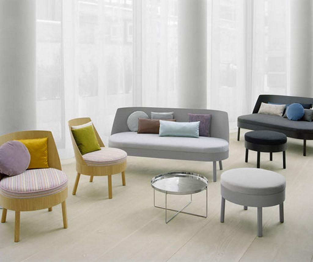 20 Ideas Of Small Office Sofas