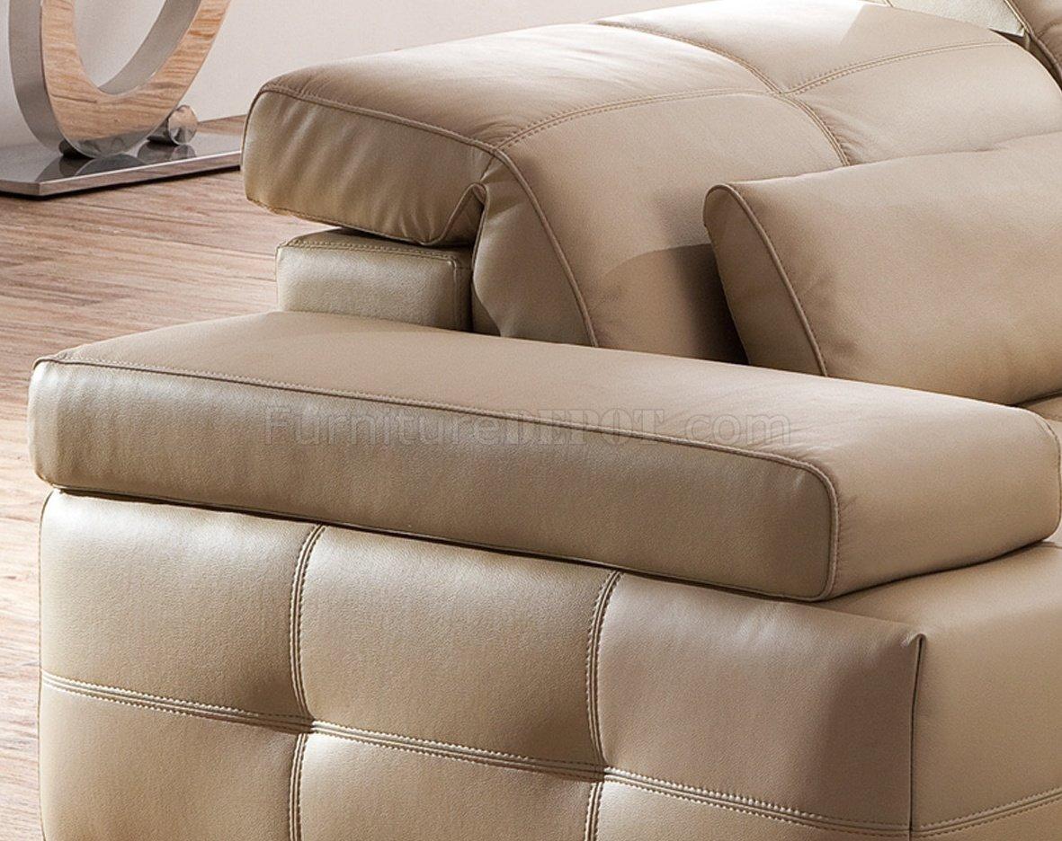 Sofas Center : Sofa Outstanding Light Tan Leather Couch Design Regarding Light Tan Leather Sofas (View 3 of 20)