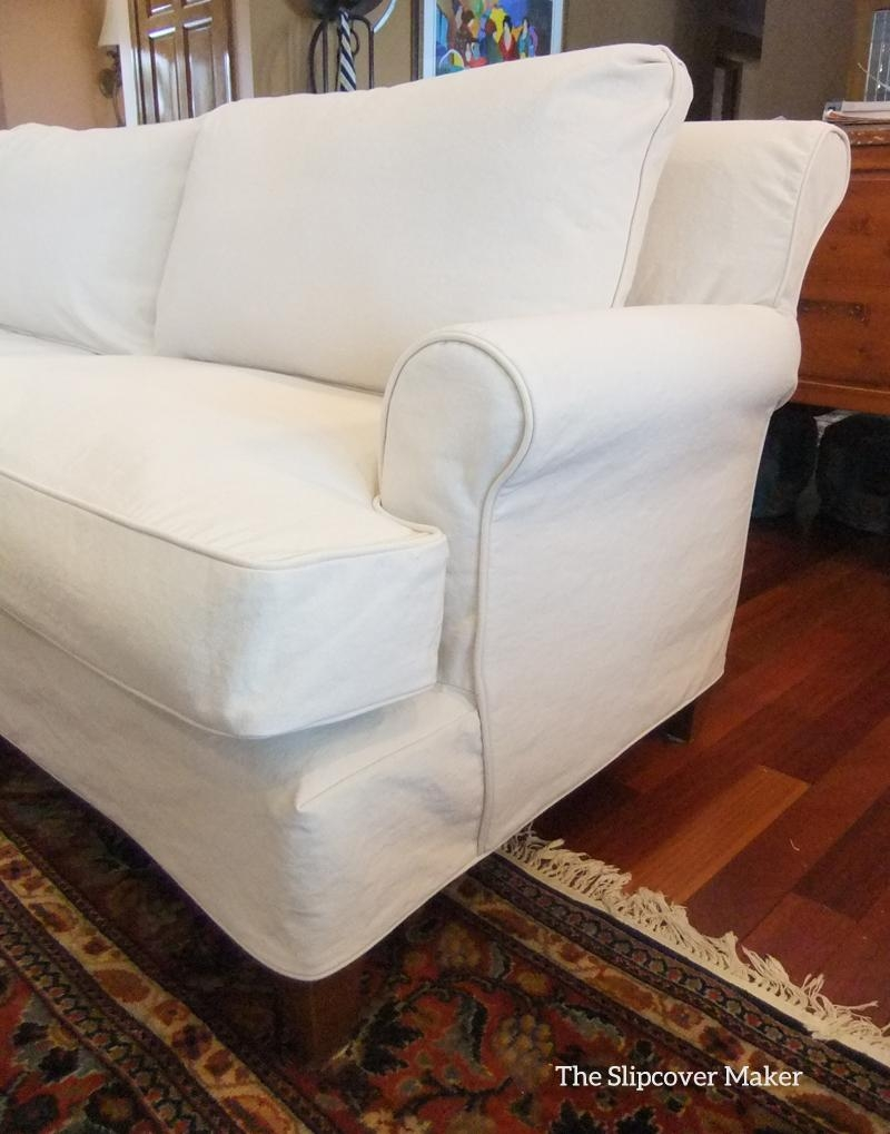 Sofas Center : Sofa Slipcovers Ottoman Sectional Rowe For With Regard To Camelback Sofa Slipcovers (Image 17 of 19)