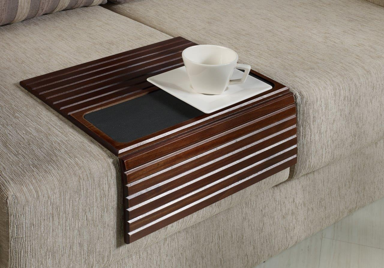 Sofas Center : Sofa Tray Table Amish Planslides Under Laptoplide Intended For Under Sofa Tray Tables (Image 9 of 20)