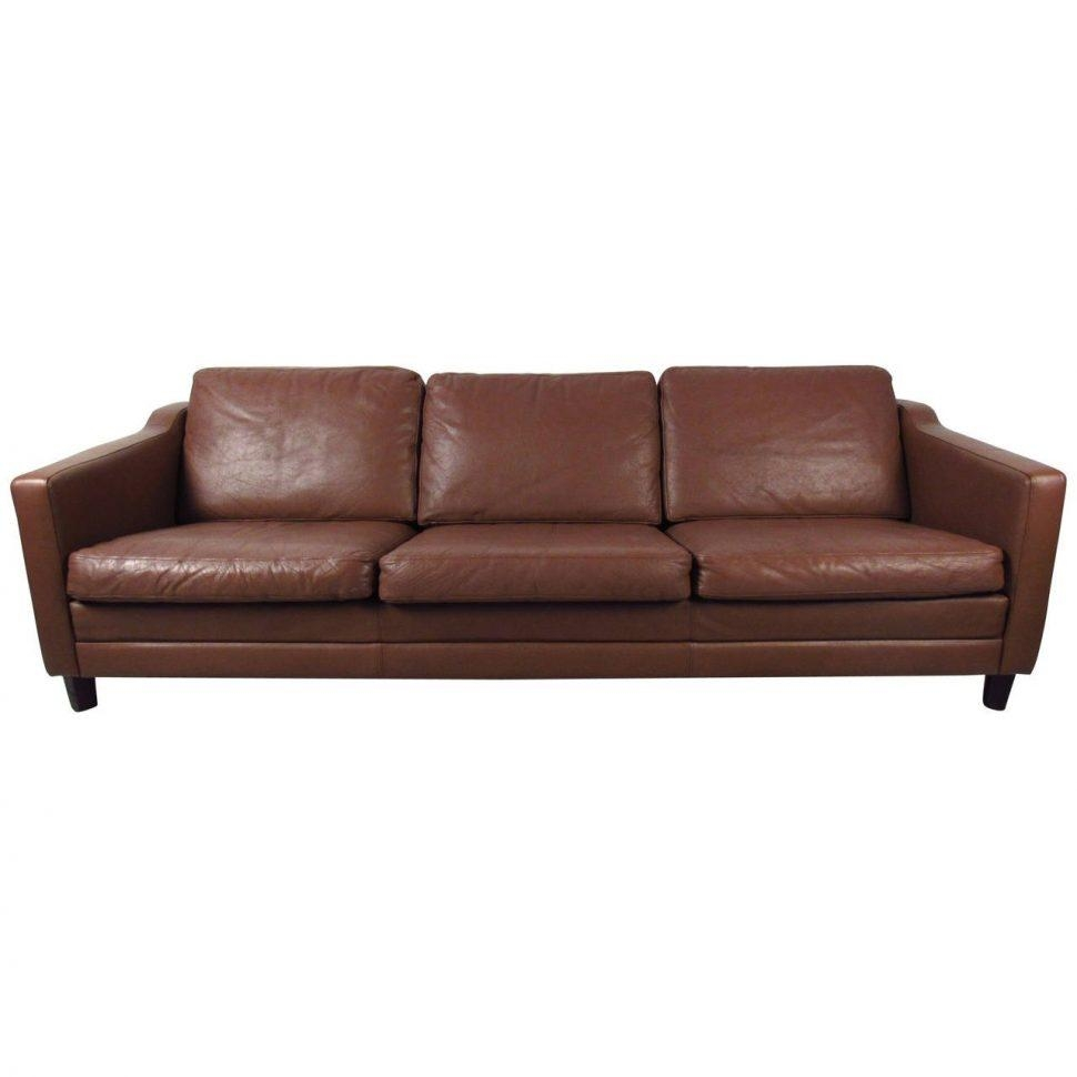 Sofas Center : Sofa Wikkelso Leder Vintage Teak 2Nd002 Org Z Mid With Mid Century Modern Leather Sectional (View 11 of 20)