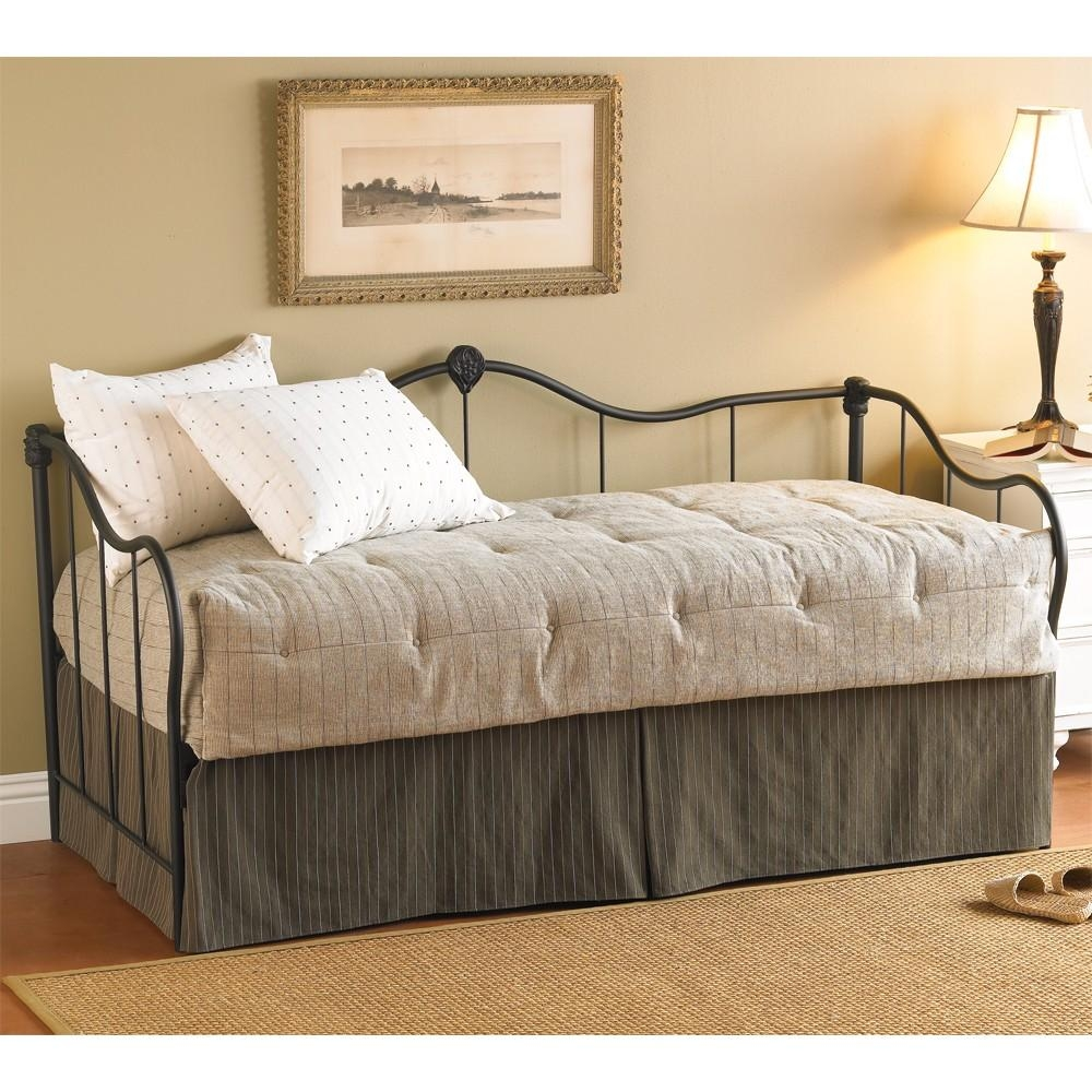 Sofas Center : Sofah Trundle Ambiance Iron Daybedwesley Allen For Sofa Beds With Trundle (Image 19 of 20)