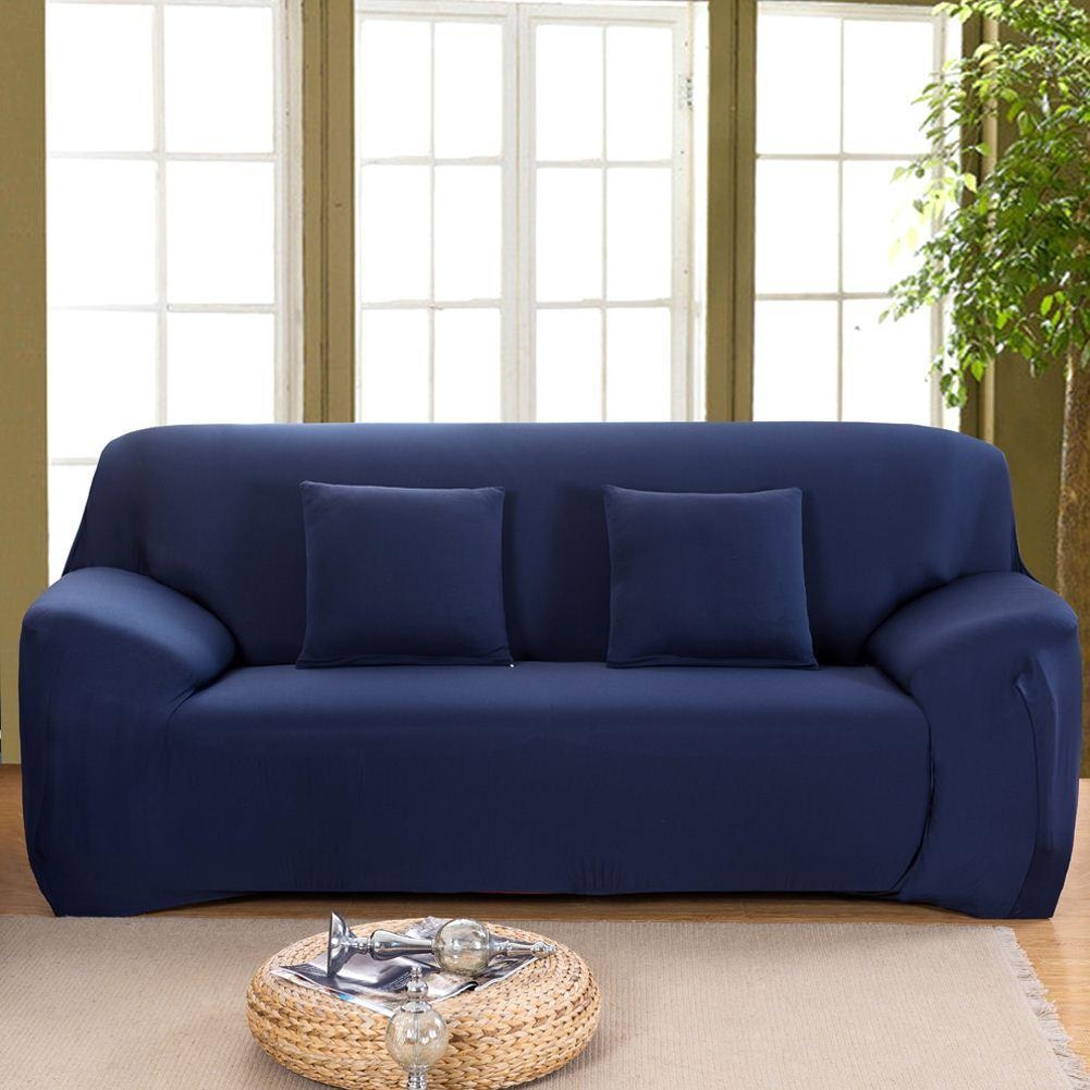 Sofas Center : Spandex Stretch Sofa Cover Big Elasticity Couch With Regard To Sofa With Washable Covers (Image 18 of 20)