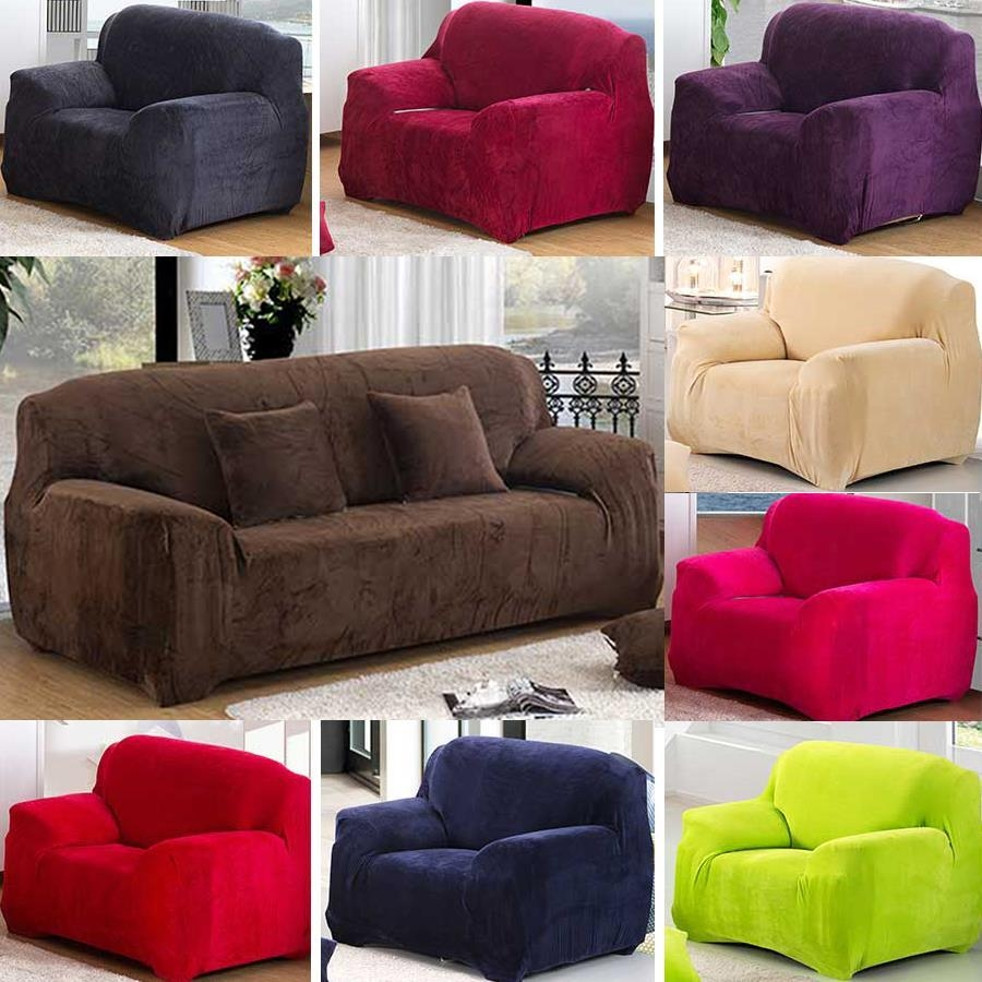 Sofas Center : Spandex Stretch Sofa Cover Big Elasticity Couch Within Sofa With Washable Covers (Image 19 of 20)