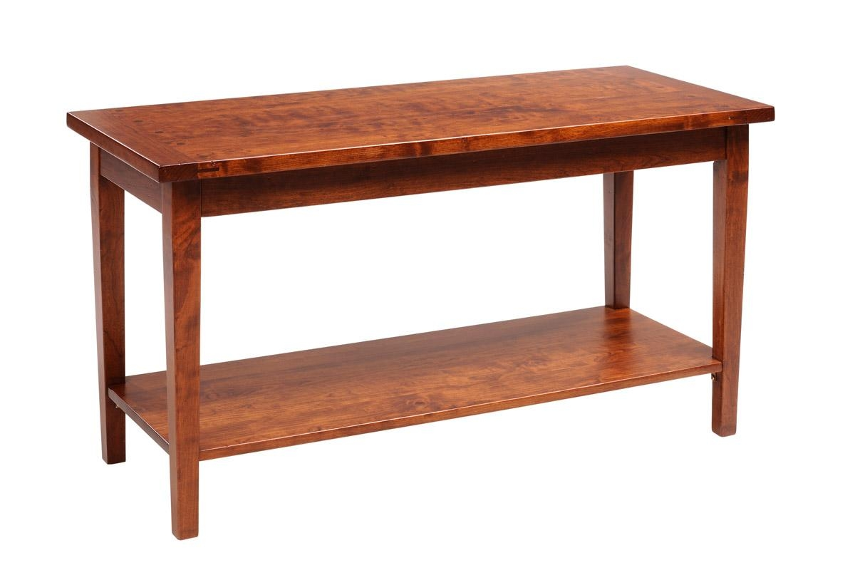 Sofas Center : Square Cherry Wood Sofa Table With Marble Top In Cherry Wood Sofa Tables (View 13 of 20)