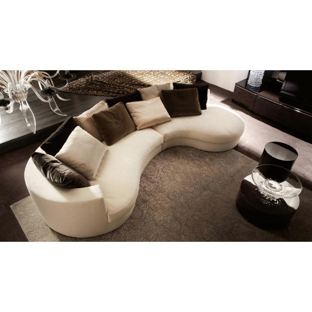 Sofas Center : Stirring Circle Sectional Sofa Photoncept Circular Regarding Semi Circular Sectional Sofas (View 6 of 20)